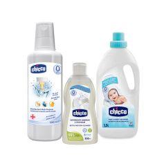 Detergenti si solutii