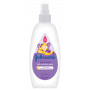 Balsam spray Johnson's Baby, pentru par rezistent, 200 ml