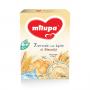 Pachet 2 x Cereale Milupa 7 Cereale cu lapte si biscuiti, 250 g, 6 luni+