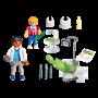 Dentist cu pacient, Playmobil, 4 ani+