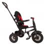 Tricicleta pliabila Rito AIR Qplay, cu roti gonflabile de cauciuc, Albastru
