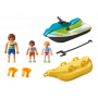 Jet Ski Family Fun Playmobil, 6 ani+