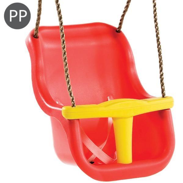 Leagan Baby Seat Luxe Kbt, franghie PP 10, 36 luni+, Rosu