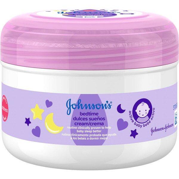 Crema de corp Johnson's Baby Bedtime, 200 ml