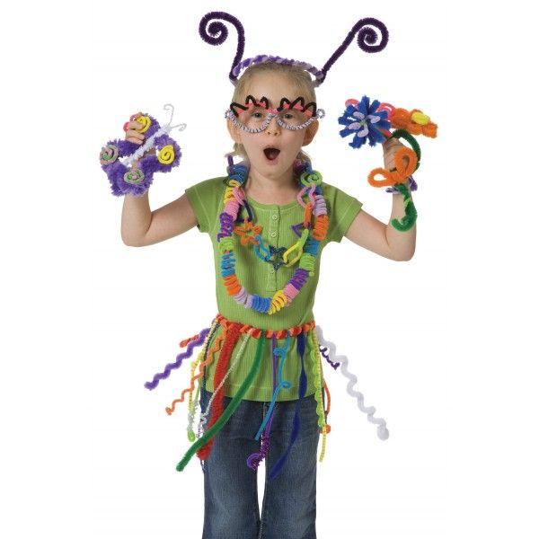 Creatii din sarma Jenila Kit Multiuser Alex Toys, 5 ani+
