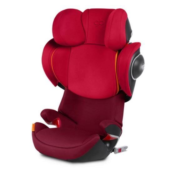 Scaun auto ISOFIX Elian-fix Dragonfire Red GB, 15-36 kg, rosu