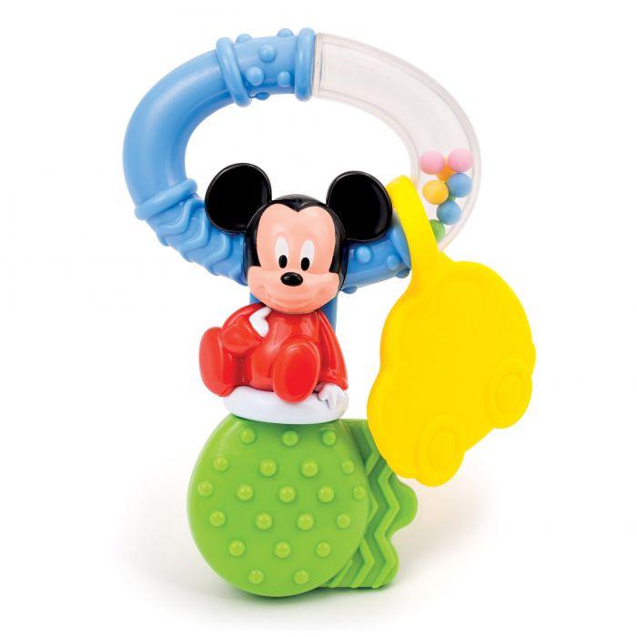 zornaitoare colorata cheie mickey mouse