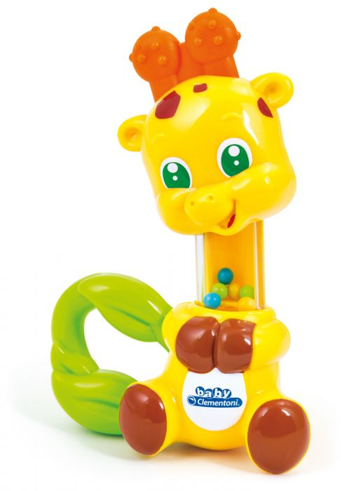 Zornaitoare Girafa Clementoni, 3 luni+