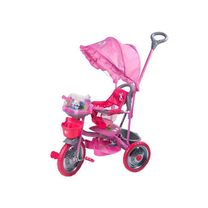 Tricicleta MerryRide DHS, Roz