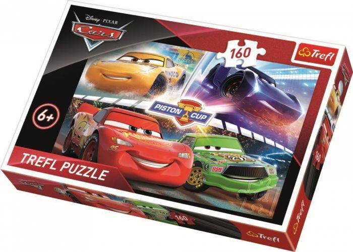 Puzzle Trefl 160 cursa Castigatoare, 5 ani+