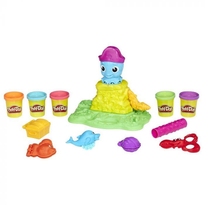 Plastilina Caracatita Voioasa Play-Doh, 3 ani+