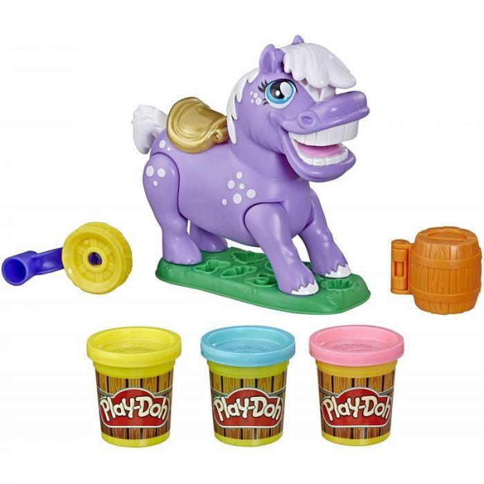Plastilina Poneiul Naybelle Play-Doh, 3 ani+