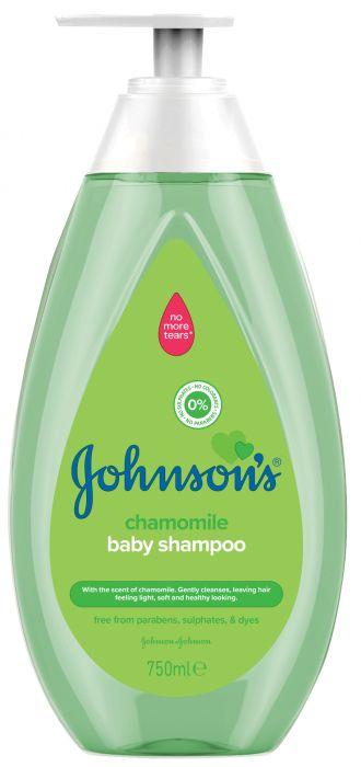 Sampon Johnson's Baby cu musetel, 750 ml