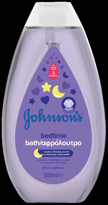 Lotiune de spalare Johnson's Baby Bedtime, 500 ml