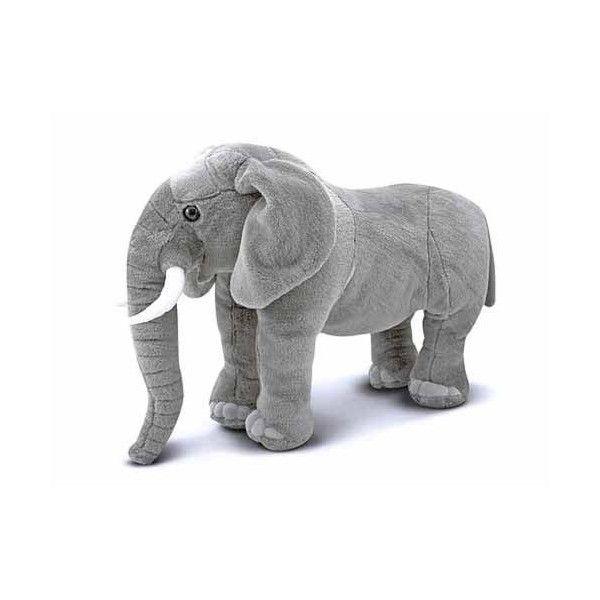 Elefant plus Melissa & Doug, 3 ani+