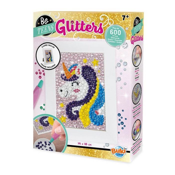 Glitters Unicorn Buki, 7 ani+