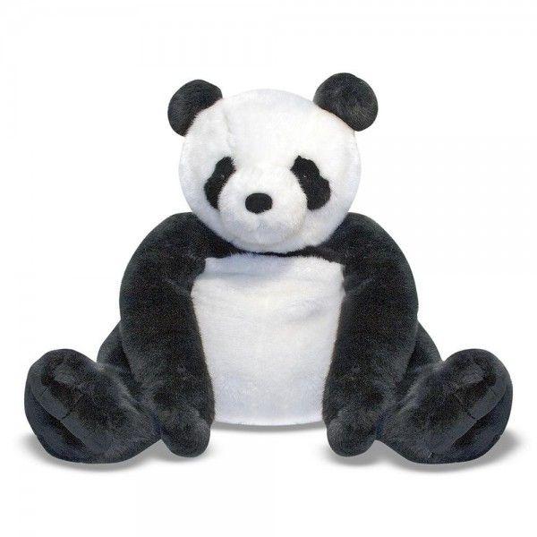 Urs Panda plus Melissa & Doug, 3 ani+