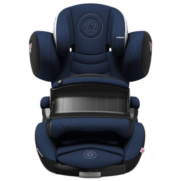 scaun auto 9-18 kg kiddy phoenixfix 3 albastru