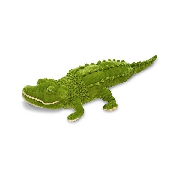 Crocodil Gigant plus Melissa & Doug, 165 cm, 3 ani+