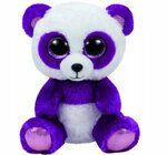 Plus Boos, Ursulet Panda TY, 24 cm, 3 ani+