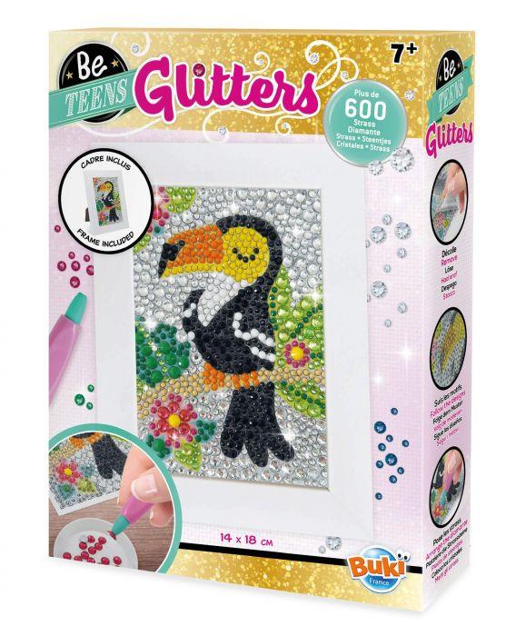 Glitters Tucan Buki, 7 ani+