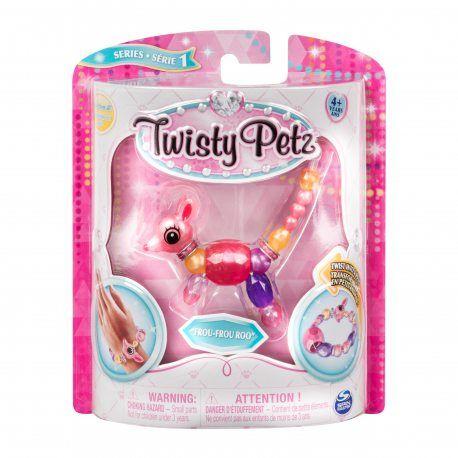Bratara Animalut Frou Frou Roo Twisty Petz Spin Master, 4 ani+