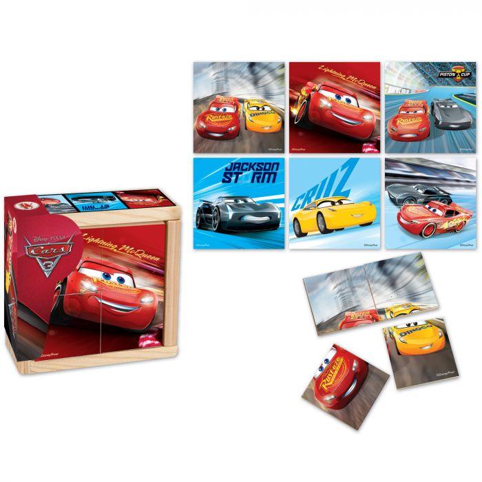 Puzzle Cars 3 24 piese Cars BI1576156