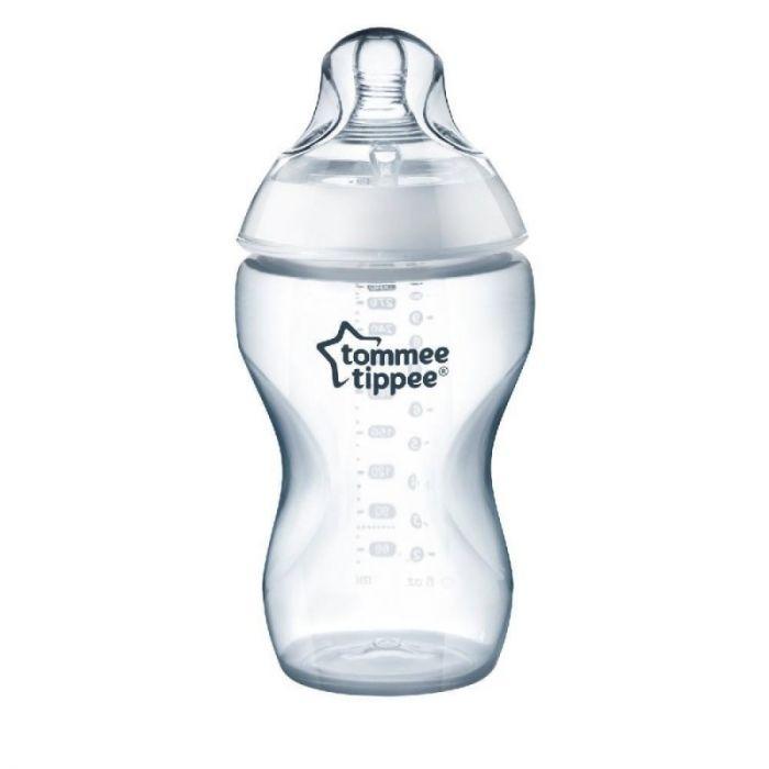 Biberon Ultra Tommee Tippee, 340 ml, 3 luni +