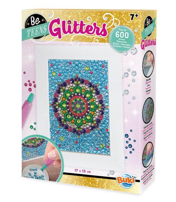 Glitters Mandala Buki, 7 ani+