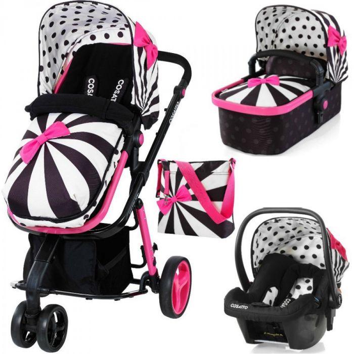 carucior 3 in 1 landou scaun auto geanta mamici fetite