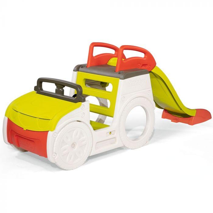 Centru joaca Adventure Car Smoby, 18 luni+