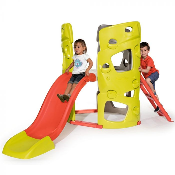 Centru joaca Climbing Tower Smoby, 2 ani+