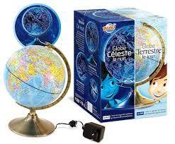 Glob terestru bolta cerului ziua - noaptea Buki, 8 ani+