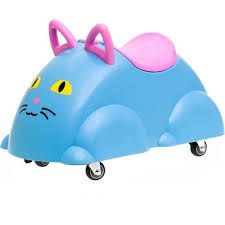 Vehicul Ride-on Pisica Cute Rider VikingToys, 12 luni+