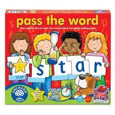 Joc educativ Pass the Word Orchard, in limba engleza, 5 ani+
