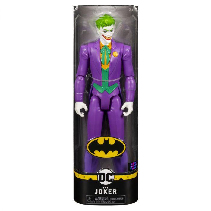 Figurina Batman Joker Spin Master, 30 cm, 4 ani+
