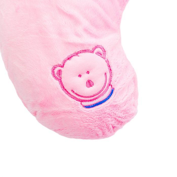 Husa blanita perna gravida Mis Mat Fiki Miki, 165 cm, roz