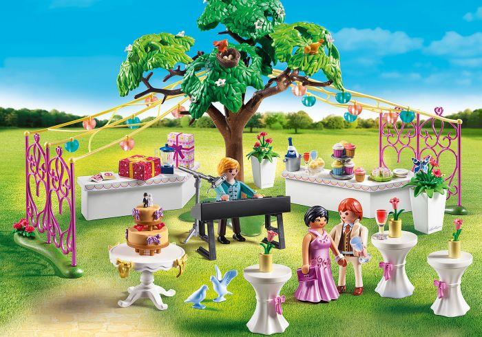 Festivitate de nunta, Playmobil, 4 ani+