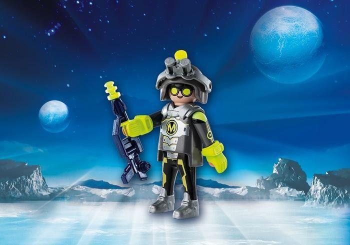 Figurina - Cercetas Playmobil, 4 ani+