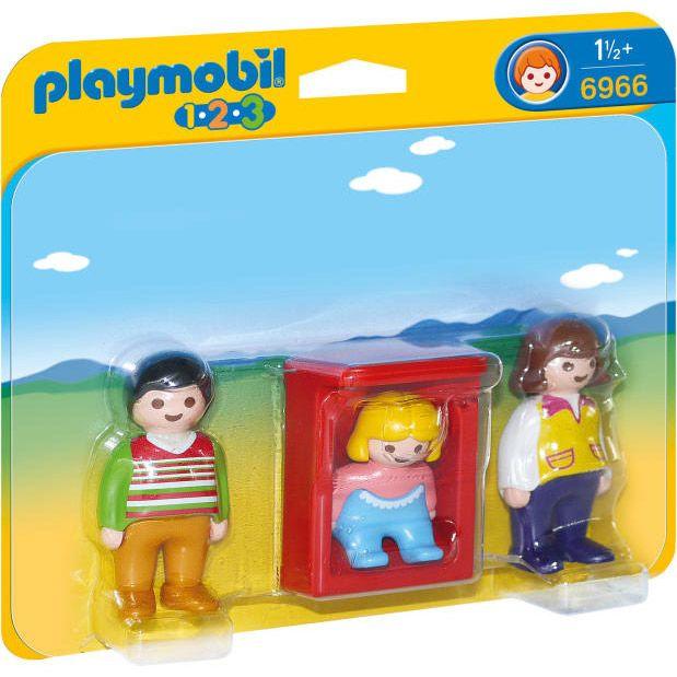 Figurine parinti si copilas Playmobil