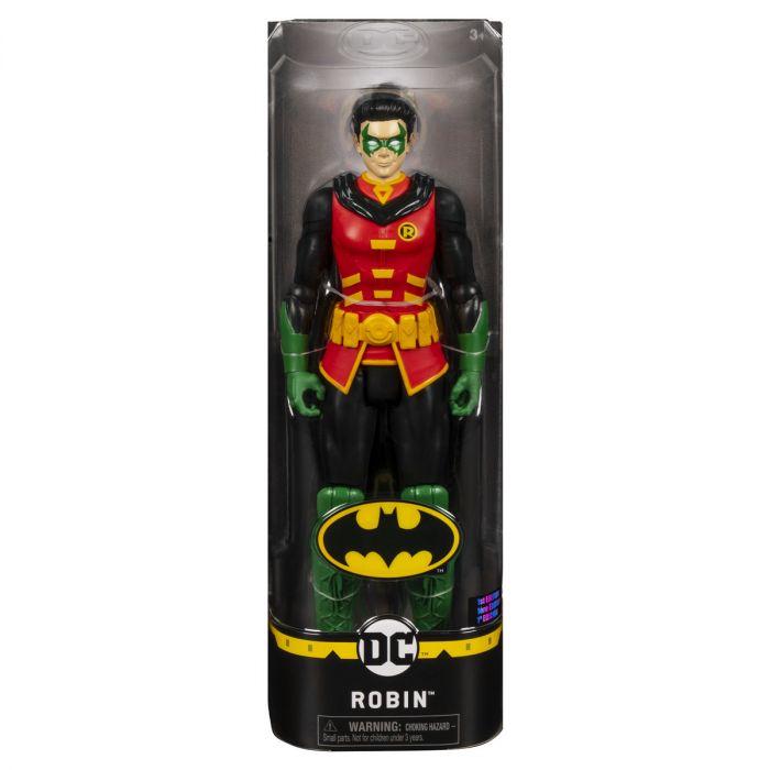 Figurina Batman Robin Spin Master, 30 cm, 3 ani+
