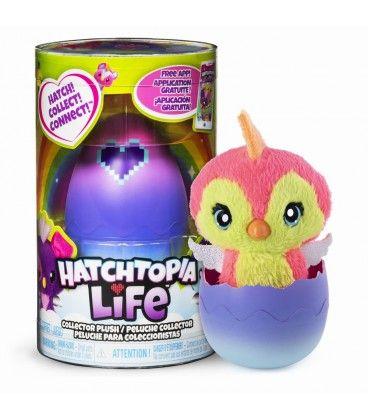 Plus surpriza in Ou Hatchtopia Life Spin Master, 3 ani+