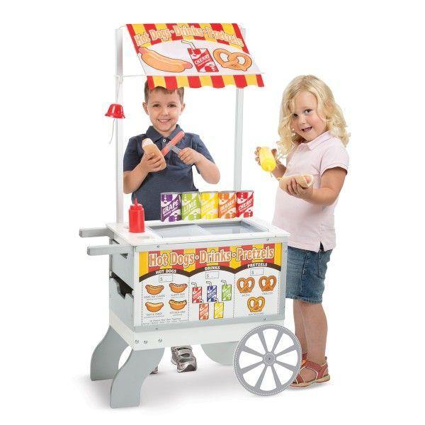 Toneta Gustari si dulciuri Melissa & Doug, 3 ani+