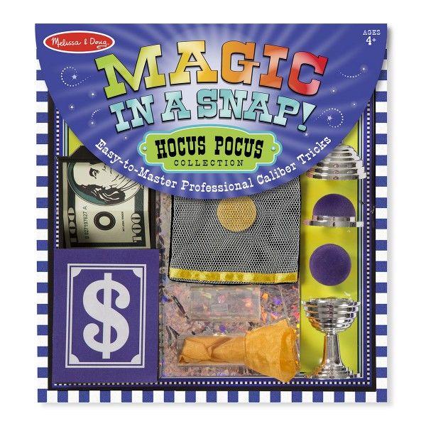 Set magie Hocus Pocus Melissa & Doug, 4 ani+