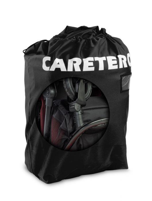 Sac de transport Caretero, pentru carucior, Negru