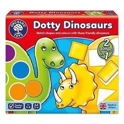 Joc educativ Dotty Dinosaurs Orchard, 36 luni+