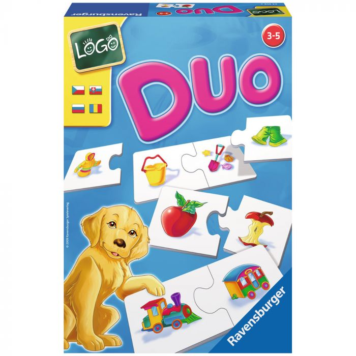 Joc educativ Duo Ravensburger