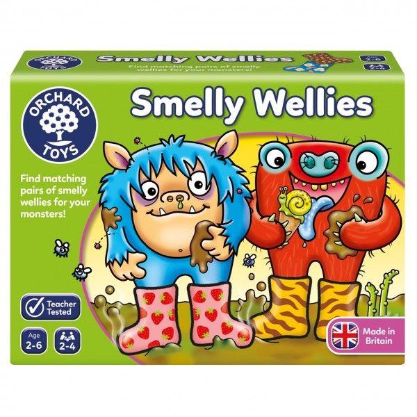 Joc educativ Smelly Wellies Orchard, 24 luni+
