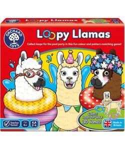Joc educativ Loopy Llamas Orchard, 4 ani+