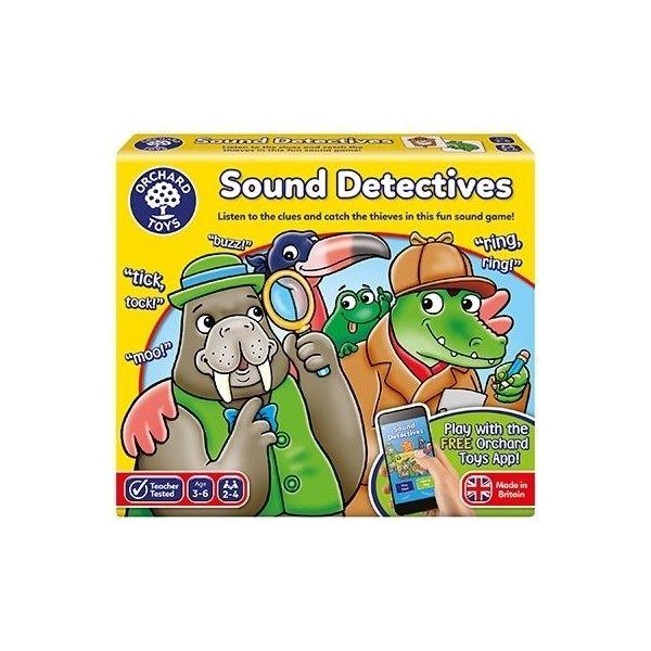 Joc educativ Sound Detectives Orchard, 36 luni+